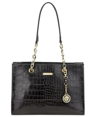 Anne Klein Coast is Clear Small Chain Tote