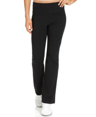 Style & Co. Petite Tummy-Control Active Pants