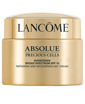Lancôme Absolue Precious Cells Advanced Regenerating and Reconstructing Cream SPF 15 Sunscreen, 1.7