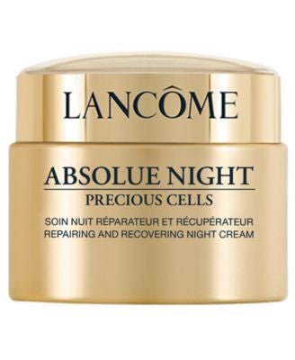 Lancôme Absolue Precious Cells Advanced Regenerating and Reconstructing Night Cream, 1.7 oz