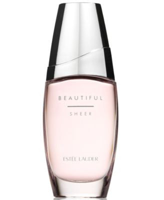 Estée Lauder Beautiful Sheer for Women Perfume Collection