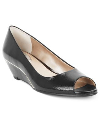 Alfani Women's Step 'N Flex Cammi Wedges, Only at Vogily