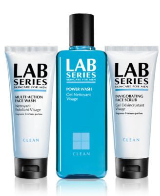 Lab Series Clean Collection