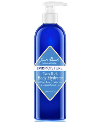 Jack Black Epic Moisture Extra Rich Body Hydrator, 12 oz