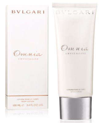 BVLGARI Omnia Crystalline Body Lotion, 3.4 oz