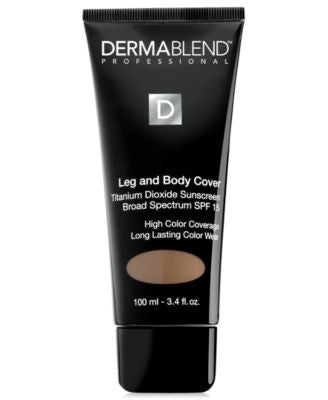 Dermablend Leg & Body Cover, 3.4 oz