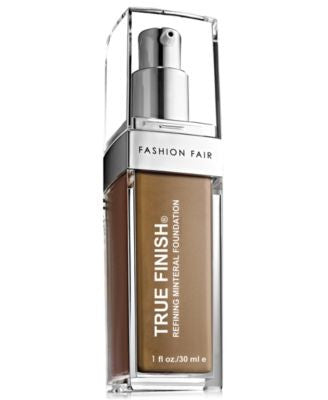 Fashion Fair True Finish Refining Mineral Foundation