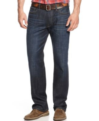 Lucky Brand Men's 361 Vintage Straight Fit Whispering Pines Jeans