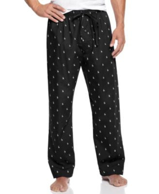Polo Ralph Lauren Big and Tall Men's Polo Player Pajama Pants