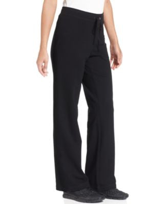 Style & Co. Petite French-Terry Drawstring Pants, Only at Vogily