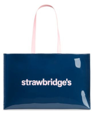 Strawbridge's Large Open Tote with Logo