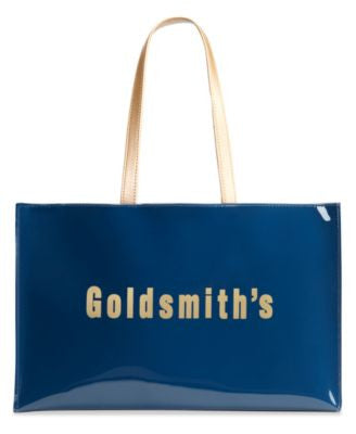 Goldsmith's Large Open Tote with Logo