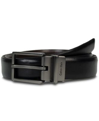 Calvin Klein 29mm Reversible Leather Dress Belt