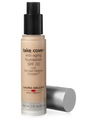 Laura Geller New York Take Cover Anti-Aging Foundation