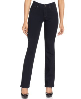 Style & Co. Petite Jeans, Bootcut Tummy-Control, Only at Vogily