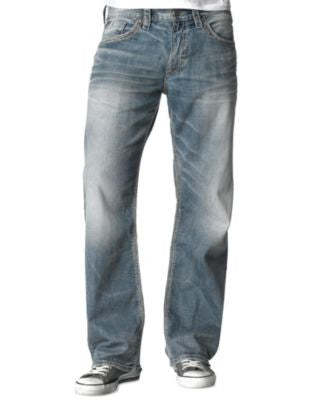 Silver Jeans Men's Gordie Loose Fit Jeans