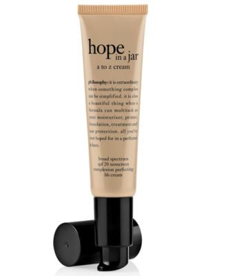 philosophy hope in a jar A to Z complexion perfecting bb cream, 1 oz