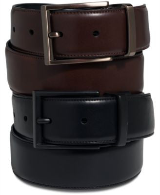 Kenneth Cole Reaction Reversible Dress Belt