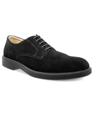 G.H. Bass & Co. Pasadena Plain-Toe Lace-Up Shoes