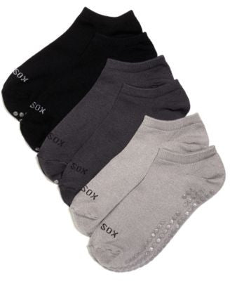 Hot Sox Women's Yoga 3 Pack Socks