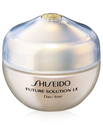 Shiseido Future Solution LX Total Protective Day Cream SPF 18, 1.7 oz