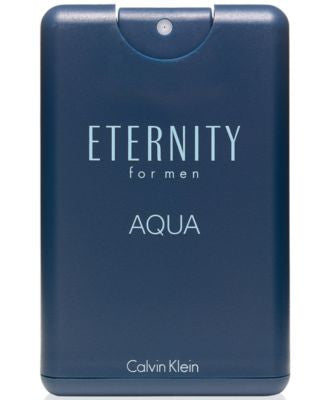 Calvin Klein ETERNITY AQUA for men Pocket Spray, .67 oz