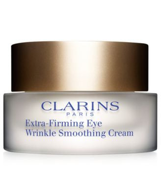 Clarins Extra-Firming Eye Wrinkle Smoothing Cream, .5 oz.