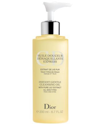 Dior Instant Gentle Cleansing Oil, 200 ml