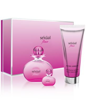 Michel Germain sexual fleur Gift Set - A Vogily Exclusive