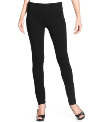 Style & Co. Petite Curvy-Fit Pull-On Jeggings
