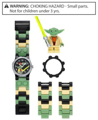Assorted Lego Watch