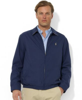 Polo Ralph Lauren Men's Jacket, Core Classic Windbreaker