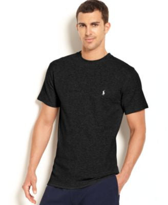 Polo Ralph Lauren Men's Short Sleeve Crew-Neck Thermal Top