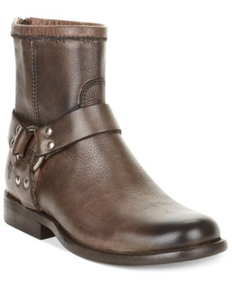 Frye Women's Phillip Harness Short Booties