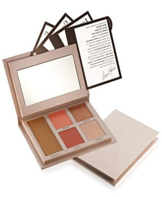 Laura Mercier Bonne Mine Healthy Flow For Face And Cheeks Crème Colour Palette