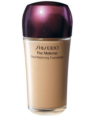 Shiseido The Makeup Dual Balancing Foundation