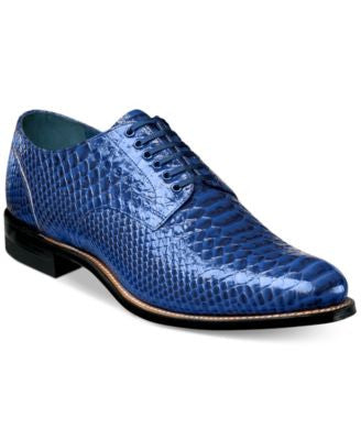 Stacy Adams Shoes, Madison Oxfords- Extended Widths Available