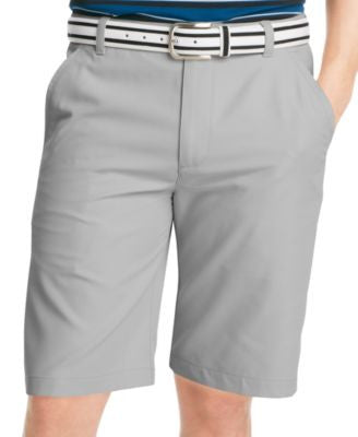 Izod Men's Flat Front Golf Shorts