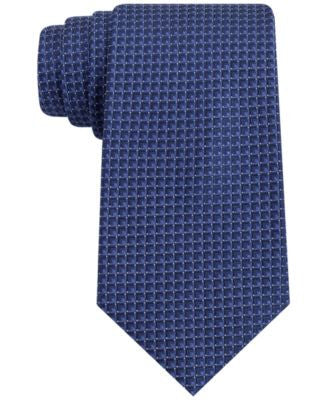 Club Room New Equity Check Tie
