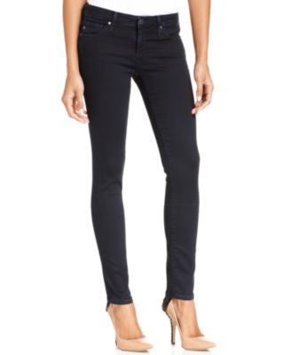 AG Black Wash Jeggings