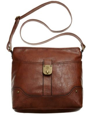 Style & Co. Twistlock Crossbody, Only at Vogily