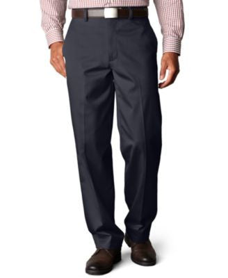Dockers Signature Khaki Relaxed Fit Flat Front Pants, Limited Quantities