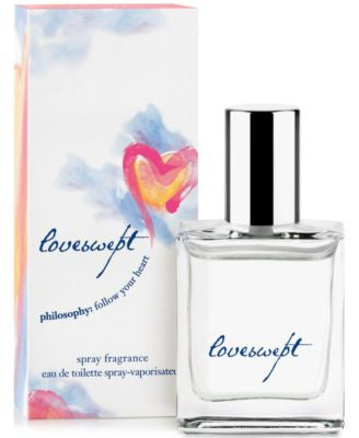 philosophy loveswept fragrance, .5 oz
