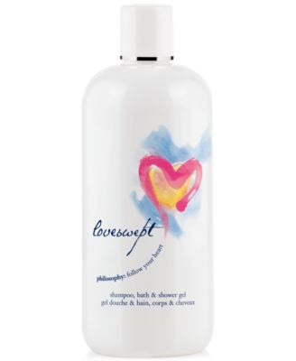 philosophy loveswept shampoo, bath, & shower gel, 16 oz