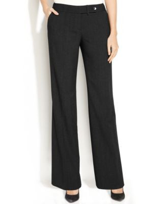 Calvin Klein Classic-Fit Trousers