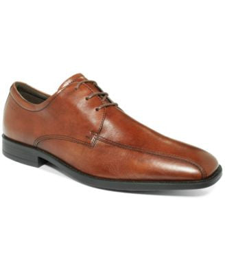 Ecco Men's Edinburgh Bike Toe Oxfords