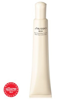 Shiseido IBUKI Eye Correcting Cream, 15 ml
