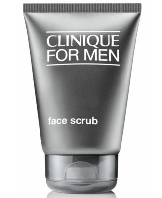 Clinique For Men Face Scrub, 3.4 oz
