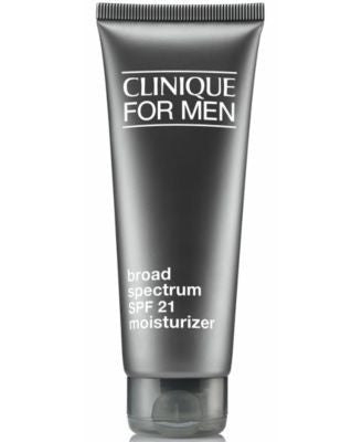 Clinique For Men Broad Spectrum SPF 21 Moisturizer, 3.4 oz