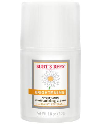 Burt's Bees Brightening Even-Tone Moisturizing Cream, 1.8 oz